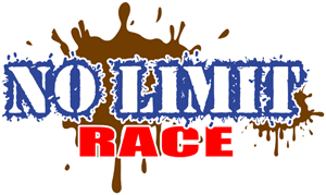Inscription No Limit Race Logo